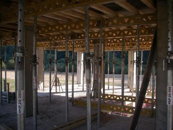 Stavba areálu DASKO Invest