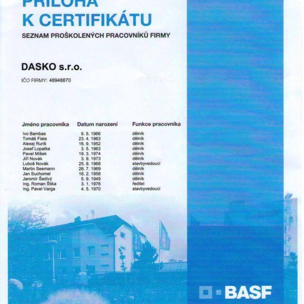 BASF příloha