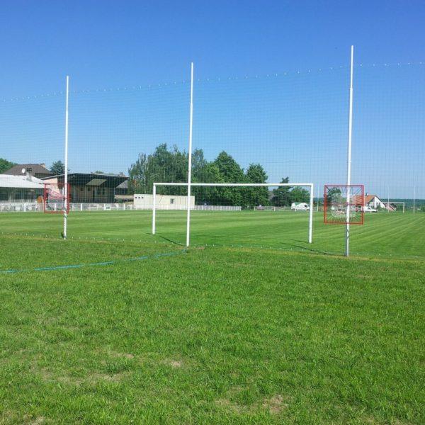 Výstavba sportovních areálů