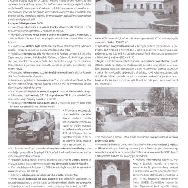 Sázavské listy říjen 2010